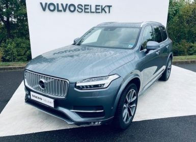 Vente Volvo XC90 D5 AWD 235ch Inscription Luxe Geartronic 7 places Occasion