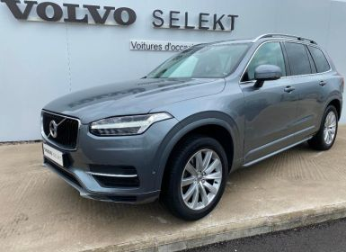 Achat Volvo XC90 D5 AWD 235ch Momentum Geartronic 7 places Occasion