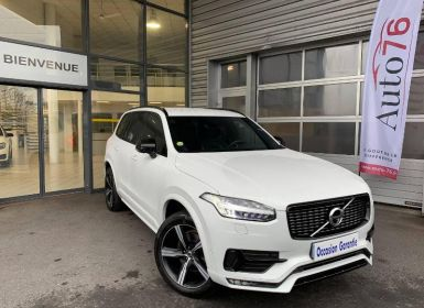 Vente Volvo XC90 D5 AWD 235ch R-Design Geartronic 5 places Occasion