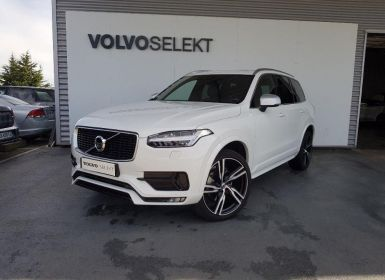 Vente Volvo XC90 D5 AWD AdBlue 235ch R-Design Geartronic 7 places Occasion