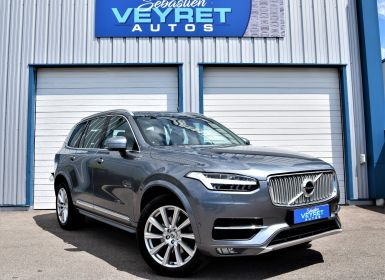 Volvo XC90 II D5 AWD 235cv INSCRIPTION Occasion