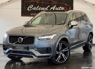 Vente Volvo XC90 t8 407 twin engine awd r-design geartronic 8 7 places Occasion
