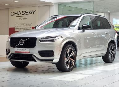 Volvo XC90 T8 AWD Recharge - 303 + 87 - BVA Geartronic II R-Design 7pl PHASE 2