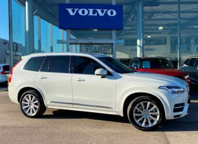 Vente Volvo XC90 T8 Twin Engine 303 + 87ch Inscription Luxe Geartronic 7 places Occasion