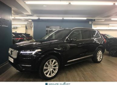 Achat Volvo XC90 T8 Twin Engine 303 + 87ch Inscription Luxe Geartronic 7 places Occasion