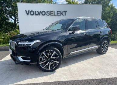 Achat Volvo XC90 T8 Twin Engine 303 + 87ch Inscription Luxe Geartronic 7 places 48g Occasion