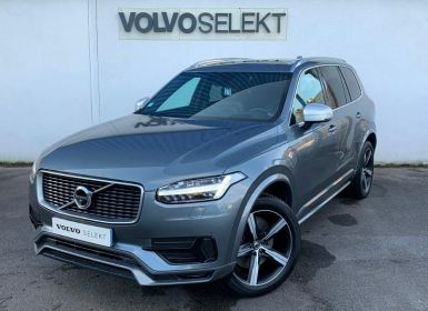 Volvo XC90 T8 Twin Engine 303 + 87ch R-Design Geartronic 7 places