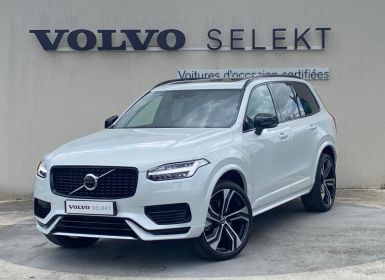 Vente Volvo XC90 T8 Twin Engine 303 + 87ch R-Design Geartronic 7 places 48g Occasion
