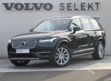 Vente Volvo XC90 T8 Twin Engine 320 + 87ch Inscription Geartronic 7 places Occasion
