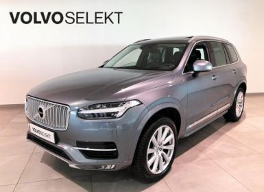 Volvo XC90 T8 Twin Engine 320 + 87ch Inscription Geartronic 7 places