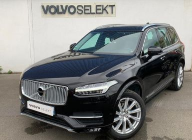 Volvo XC90 T8 Twin Engine 320 + 87ch Inscription Luxe Geartronic 7 places