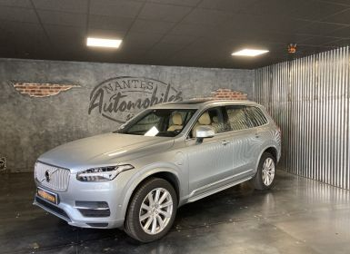 Volvo XC90 T8 TWIN INSCRIPTION LUXE Occasion
