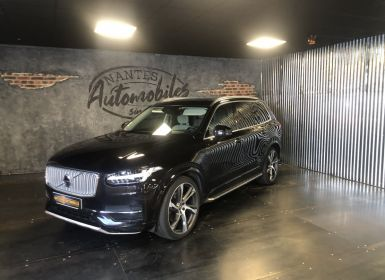 Vente Volvo XC90 T8 TWIN INSCRIPTION LUXE Occasion