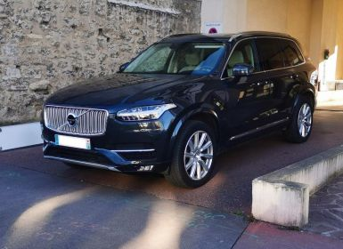 Volvo XC90 VOLVO XC90 II D5 235 AWD INSCRIPTION LUXE GEARTRONIC 8 7PL