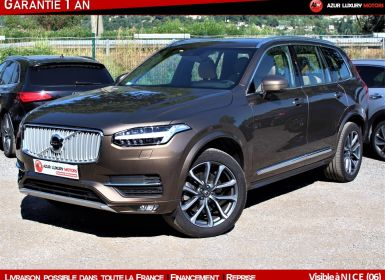 Vente Volvo XC90 XC 90 D5 ADBLUE AWD 235CH GEARTRONIC 7 PLACES Occasion