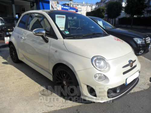 Annonce Abarth 500 1.4 16S TURBO T-JET 135