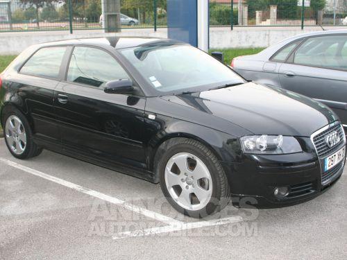 Annonce Audi A3 AMBITION