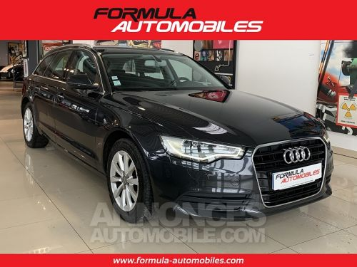 Annonce Audi A6 Avant 2.0 TDI 177CH AMBITION LUXE MULTITRONIC