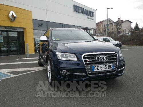 Annonce Audi SQ5 AUDI SQ5 SPORT DESIGN V6 3L BITDI 313 CV QUATTRO TIPTRONIC 8