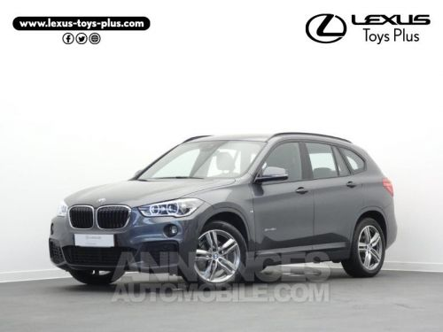 Annonce BMW X1 sDrive18dA 150ch M Sport