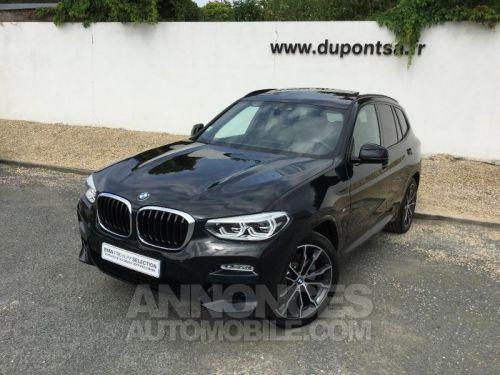 Annonce BMW X3 xDrive20dA 190ch M Sport Euro6c