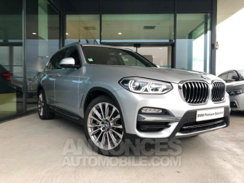 Annonce BMW X3 xDrive30dA 265ch Luxury Euro6d-T