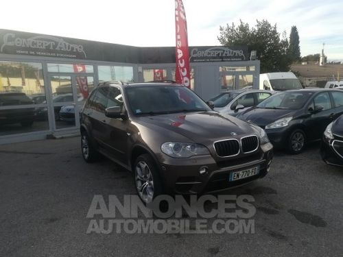 Annonce BMW X5 EXCLUSIVE