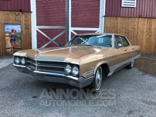 Annonce Buick ELECTRA 1965