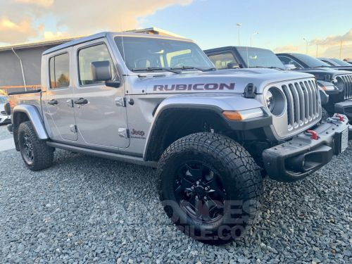 Annonce Jeep Gladiator RUBICON Launch Edition