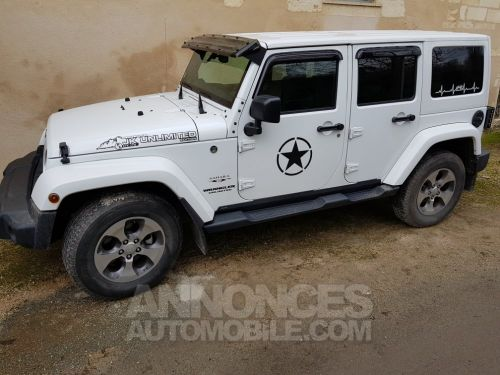 Annonce Jeep WRANGLER V6 284cv