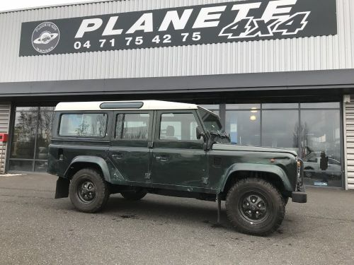 Defender Station Wagon
