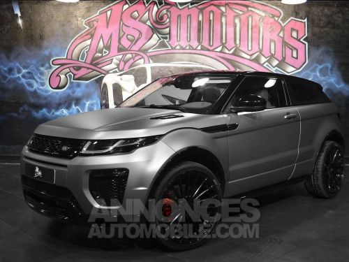 Annonce Land Rover Range Rover Evoque (2) coupe SI4 HSE DYNAMIC BVA HAMANN