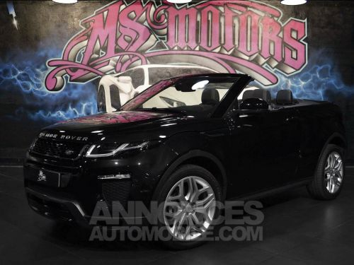 Annonce Land Rover Range Rover Evoque cabriolet TD4 180 HSE DYNAMIC