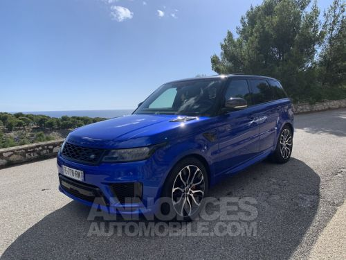 Annonce Land Rover Range Rover Sport P400E AUTOBIOGRAPHY DYNAMIC