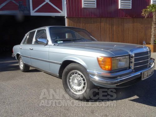 Annonce Mercedes 280 1979