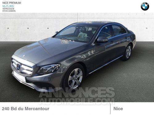 mercedes classe-e - Photo 1