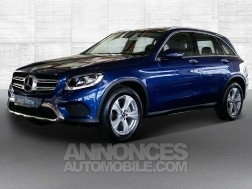 Annonce Mercedes GLC 220 d 4 Matic Pack Exclusive