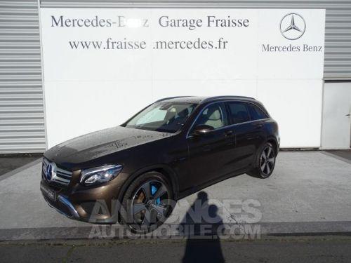 Annonce Mercedes GLC 350 e 211+116ch Fascination 4Matic 7G-Tronic plus