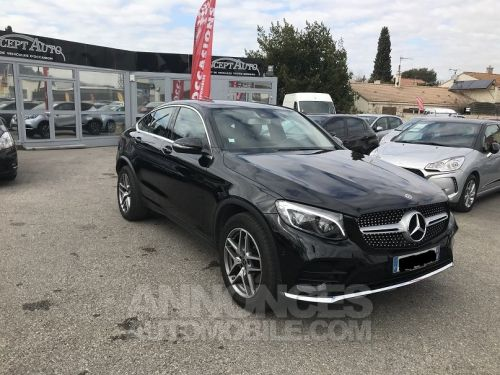 Annonce Mercedes GLC AMG