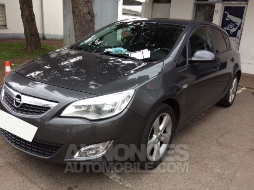 Annonce Opel Astra 1.3 CDTI95 FAP CONNECT PACK