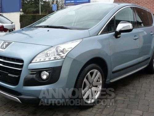 Annonce Peugeot 3008 HYBRID4 2.0 HDi 163 GPS PDC