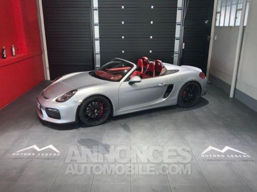 Porsche 718-spyder - Photo 1