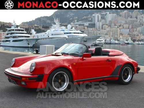 Porsche 911-speedster - Photo 1