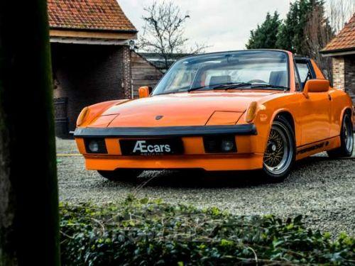 Porsche 914 - Photo 1