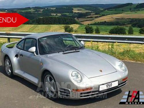 Porsche 959 - Photo 1