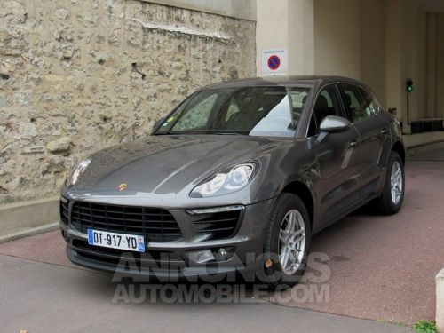 porsche macan s diesel 258cv gris quartz occasion saint maur des foss s 94 val de marne n. Black Bedroom Furniture Sets. Home Design Ideas