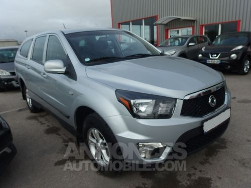 Annonce SSangyong ACTYON SPORTS 200 E-XDI 155CH 4WD DBLE CAB