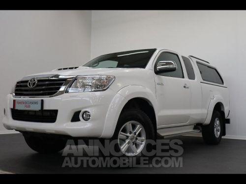 Annonce Toyota HILUX 144 D-4D X-Tra Cabine L