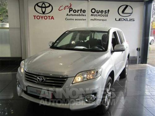 Annonce Toyota RAV4 150 D-4D FAP Limited Edition 4WD 2012