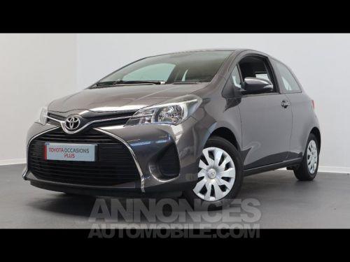Annonce Toyota YARIS 69 VVT-i France 3p